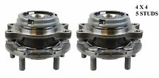 Front Wheel Hub Bearing Assembly FIT 2011-2013 INFINITI M37 (AWD) (PAIR)
