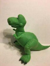 "Disney Parks  Toy Story  Rex  Green Dinosaur 14"" Plush Stuffed Animal"