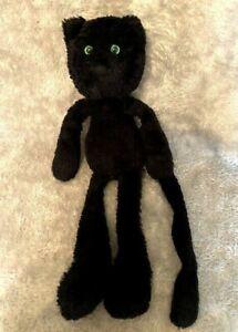 "Jellycat Casper Black Cat 15"" Soft Toy"