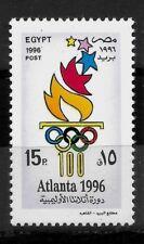 Egypt MNH 1996 - 1996 Summer Olympics, Atlanta - USA ..R