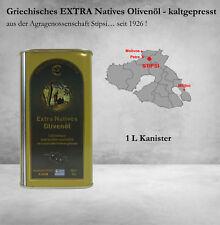 Griechisches Olivenöl natives extra Stipsi-Lesbos Kaltgepresst 12l-12x1lKanister