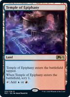 Temple of Epiphany - X4 - M21 - Core 2021 - 4RCards - Pre-Sale