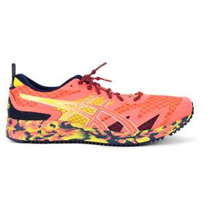 ASICS Men's Gel-Noosa TRI 12 Flash Coral Performance Running Shoes 1011A673.7...