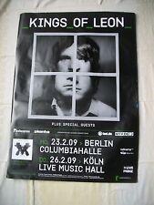 Kings  of  LEON  / orig. Konzert Plakat / PORTO s. Text !!!