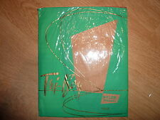 Bas nylon fully fashionned couture stockings  100% vintage chair T2