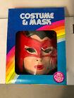 Vintage Cat-Ra Princess of Power Ben Cooper Costume & Mask  1985 He-Man READ