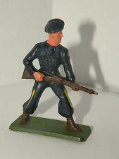 Starlux  Figurine Ancienne : Armée  seconde guerre mondiale  ww2   Petit Soldat
