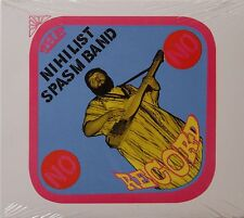 Nihilist Spasm Band-No Record  psych cd US psych cd