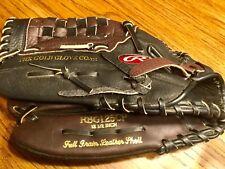 "RAWLINGS Leather Baseball ""Gold Glove Co"" RBG125CP 12 1/2"" LHT Fastback Model"