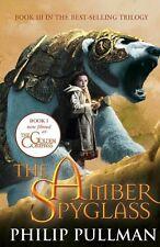 The Amber Spyglass (His Dark Materials),Philip Pullman- 9781407104065