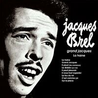 JACQUES BREL - GRAND JACQUES  CD NEU