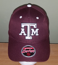 Texas A&M NCAA Maroon Zephyr Adjustable NEW Hat