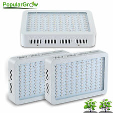 3PCs 300W LED Grow Lights 9 Bands Indoor Commercial Veg&Plant Hydroponics System
