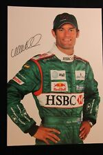 Card Jaguar F1 Racing 2004 #14 Mark Webber (AUS)