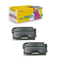 Compatible CF214X High Yield 2Pcs Toner Cartridge for HP Enterprise 700 M725d