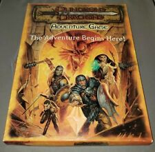 Dungeons & Dragons THE ADVENTURE BEGINS HERE! Box Set game D&D TSR 11641 Wizards