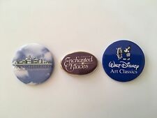 Disney Button Collection Mickey Mouse Enchanted Places Town of Celebration 1995