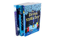 Abi Elphinstone 3 Books Collection Set The Dream Snatcher, The Night Spinner, Th