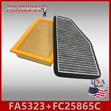 FA5323 FC25685C(CARBON) OEM QUALITY ENGINE & CABIN AIR FILTER: 2008 TRIBUTE