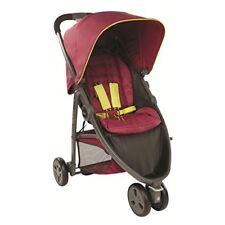 Graco Evo mini jogging Stroller 1seat(s) multicolor - cochecito (jogging Stroll