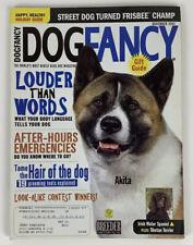 Dog Fancy Magazine~Nov- 2003-Akita-Irish Water spaniel-Tibetan Terrier
