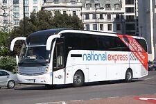 National Express liveried FJ12FYP 6x4 Quality Bus Photo