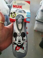 NUK 450ml Sports Cup Mickey Mouse - NEW - BPA free