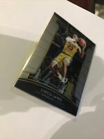 2018-19 Panini Select LEBRON JAMES #11 Concourse Base Card - Los Angeles Lakers