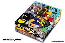 Skin Decal Wrap for PIONEER DJM-400 DJ Mixer CD Pro Audio DJM400 Parts URBAN PHD