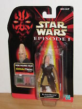 Star Wars Episode 1 I The Phantom Menace Ki-Adi Mundi MOC MOSC new sealed 1998