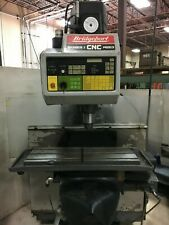 Bridgeport Series I Model R2E3, Cnc Milling Machine
