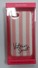 Victoria's Secret Pink Stripes IPhone 5C Flexible Hard Case Cover