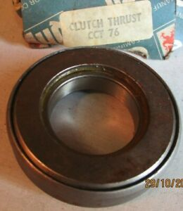 CCT76 New QH Clutch Release Bearing Fiat 850 1964-1972