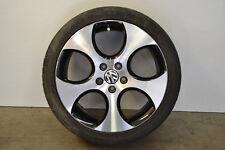 "MK6 VW Jetta GTI Detroit Wheel 5 Spoke Rim 5x112 18"" Genuine Oem 2010-2014 '"