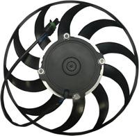 Moose OEM Replacement Radiator Cooling Fan for Yamaha YFM400 96-98 YFM600 98-01