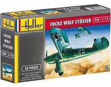 Heller 1/72 Focke-Wulf Fw 56 Stosser Ensemble Cadeau #56238
