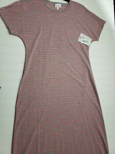 Lularoe Small Maria Long T-Shirt Dress