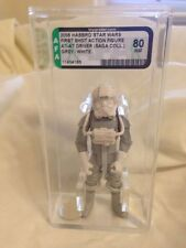 Hasbro Star Wars Protoype First Shot Figure AT-AT Driver AFA 80NM