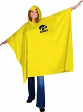 NCAA Game Day Rain Gear Stadium Poncho, One Size College Tailgating Fan Football