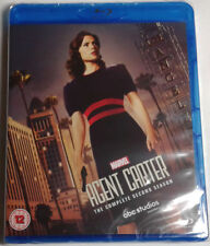 Marvel's AGENT CARTER The Complete Second Season on BLU-RAY New ABC Series Two