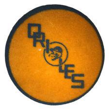 "1960'S Era Baltimore Orioles Mlb Baseball Vintage 2.5"" Round Team Patch"