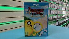 Hora De Aventura: Finn y Jake investigaciones-Wii U-Entrega Rápida y gratis