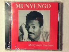 MUNYUNGO JACKSON Munyungo cd RARISSIMO SIGILLATO VERY RARE SEALED FIRST PRESS!!!