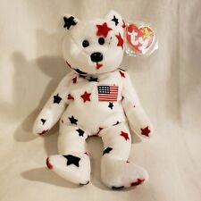 TY Beanie Baby Glory Bear from 1997 Retired With Tags