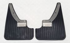 HOLDEN TORANA SEDAN SL G PAK LH LX UC L34 A9X SS SLR 5000 FRONT RUBBER MUD FLAPS