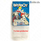 Box Protector NES Nintendo Complete In Box Games Custom Made Clear Plastic Case