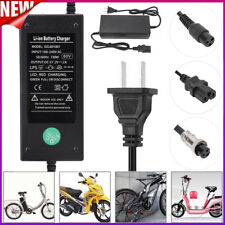 2-3A E-bike Battery Charger Power Adapter Tool for Electric Scooter Bicycle Part