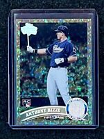 2011 Topps Update Cognac Diamond Anthony Rizzo Rookie RC #US55