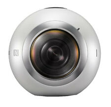 Samsung Gear 360 SM-C200 Spherical Camera Create VR with 32GB Memory Card