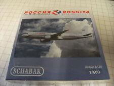 Schabak 1:600 3551585 Airbus A320 Rossiya NEU OVP